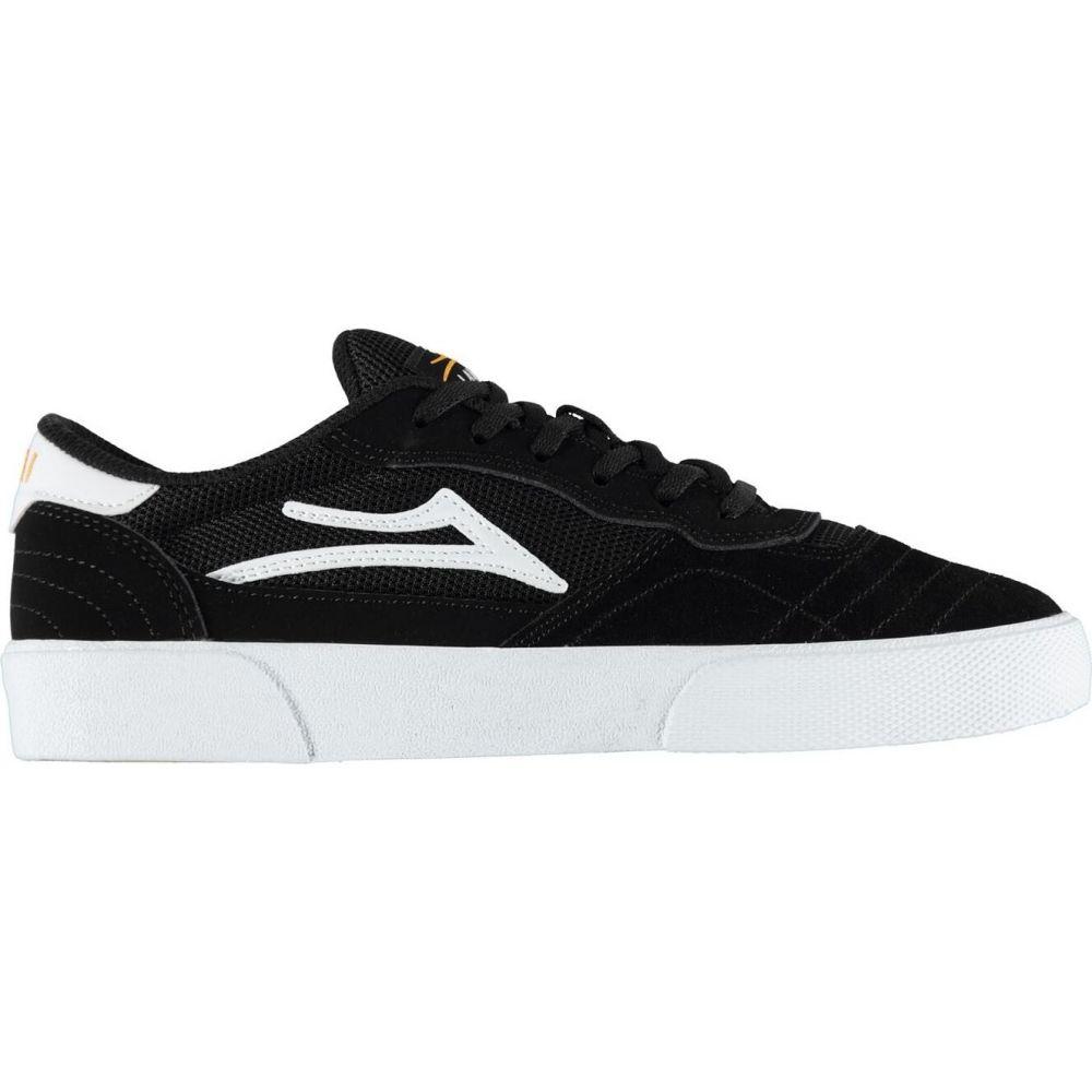 ラカイ Lakai メンズ スケートボード スニーカー シューズ・靴【Cambridge Trainers】Black BKWTS