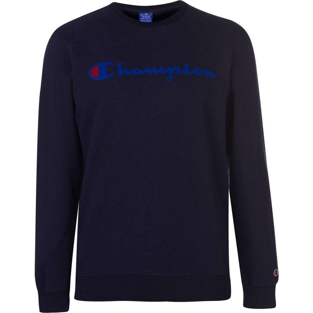 チャンピオン Champion メンズ スウェット・トレーナー トップス【Sweatshirt】Navy