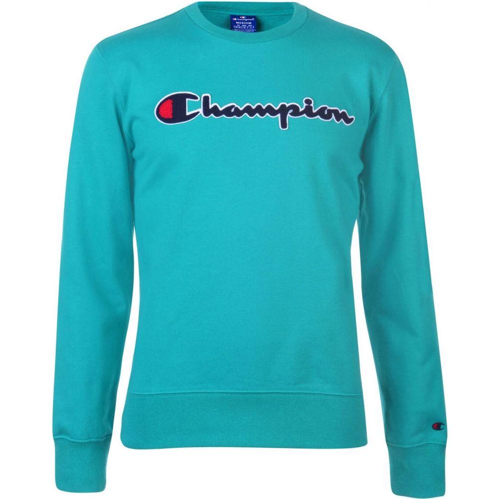 チャンピオン Champion メンズ スウェット・トレーナー トップス【Sweatshirt】Green