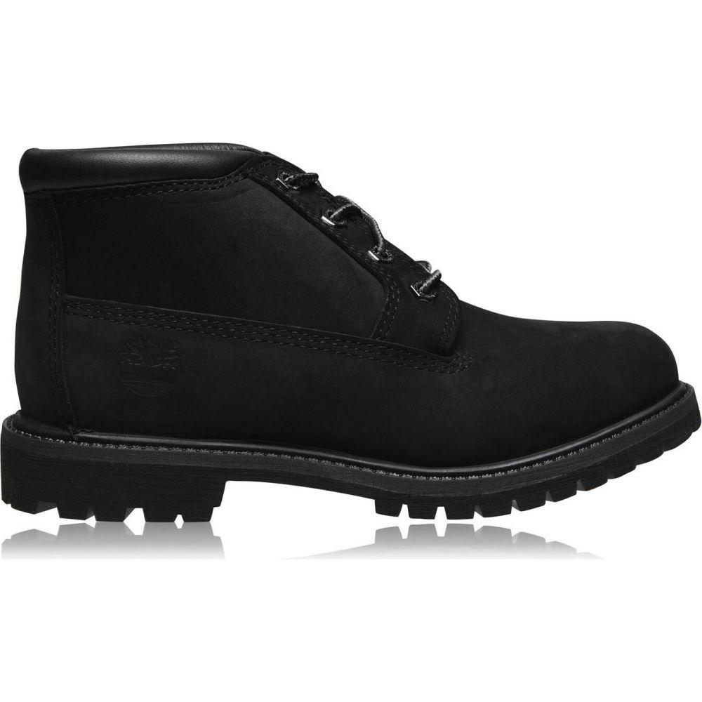 ティンバーランド TIMBERLAND レディース ブーツ シューズ・靴【Nellie Boots】Black