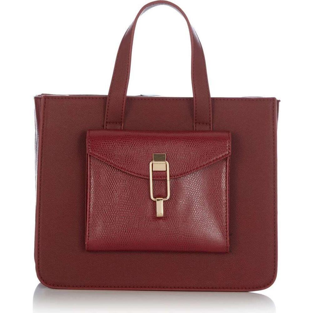 リネアペレ Linea レディース トートバッグ バッグ【Penelope Tote Bag】Red