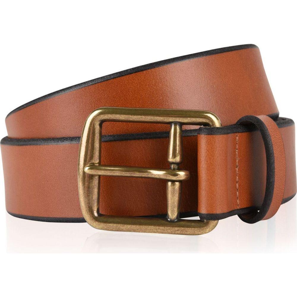 ラルフ ローレン POLO RALPH LAUREN メンズ ベルト 【Leather Belt】Brown