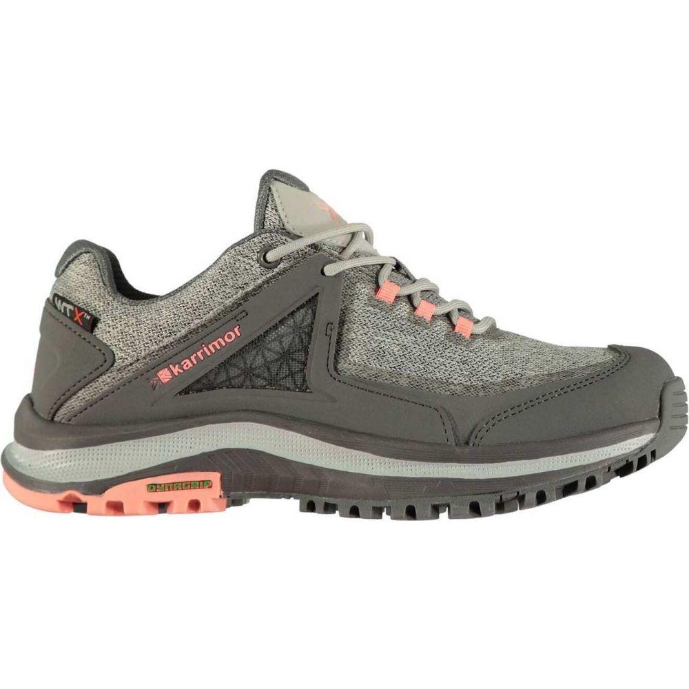 カリマー Karrimor レディース フィットネス・トレーニング シューズ・靴【Stanedge Trainers】Grey/Coral
