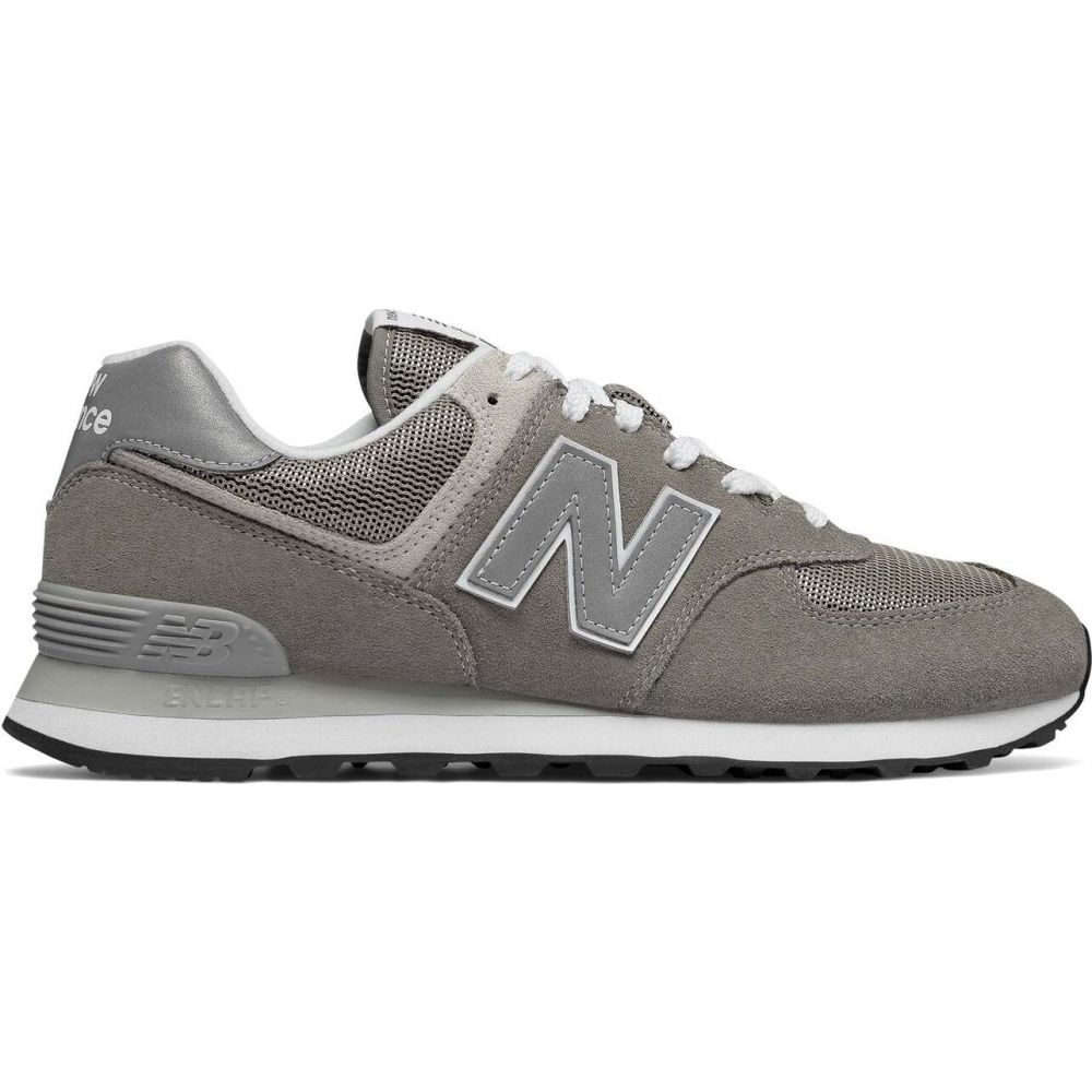 ニューバランス New Balance メンズ スニーカー シューズ・靴【574 Classic Trainers】Grey