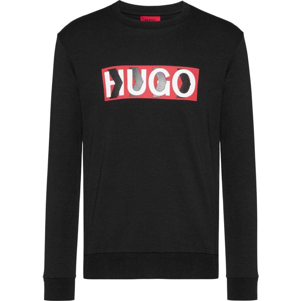 ヒューゴ ボス HUGO メンズ スウェット・トレーナー トップス【Liam Payne Dicago Sweatshirt】Black:フェルマート