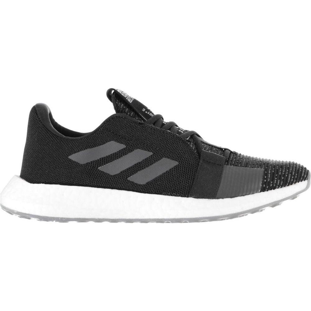 アディダス adidas メンズ フィットネス・トレーニング シューズ・靴【Sense Boost Go Trainers】Black/Grey