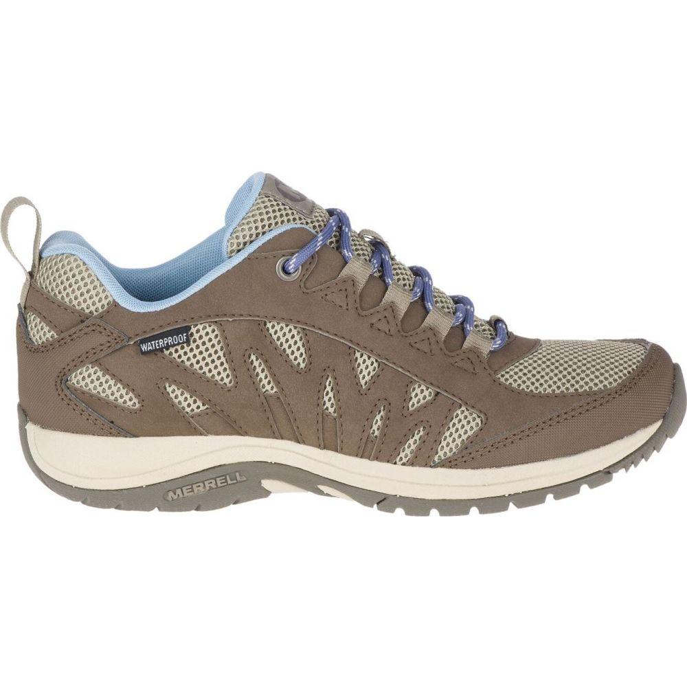 メレル Merrell レディース フィットネス・トレーニング シューズ・靴【Simien Waterproof Trainers】Boulder