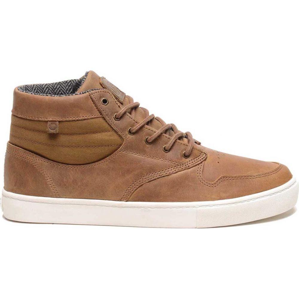 エレメント Element メンズ スケートボード シューズ・靴【Topaz Shoes】Walnut