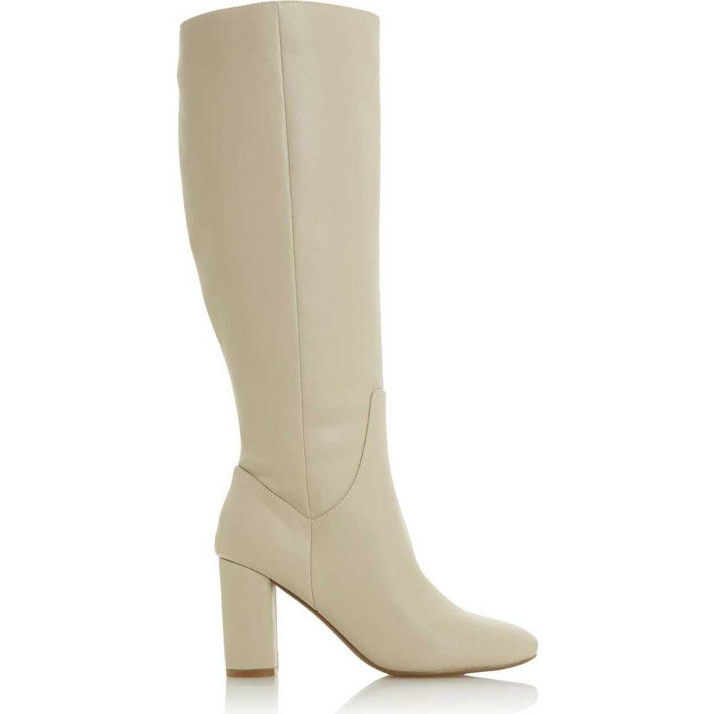 ヘッドオーバーヒールズ Head Over Heels レディース ブーツ シューズ・靴【Shyana 60'S Tube Boots】Off White