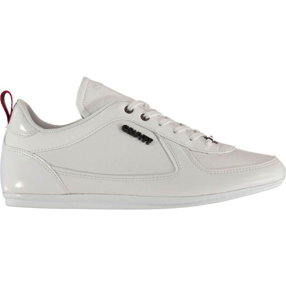 クライフ Cruyff メンズ スニーカー シューズ・靴【Nite Crawl Trainers】White