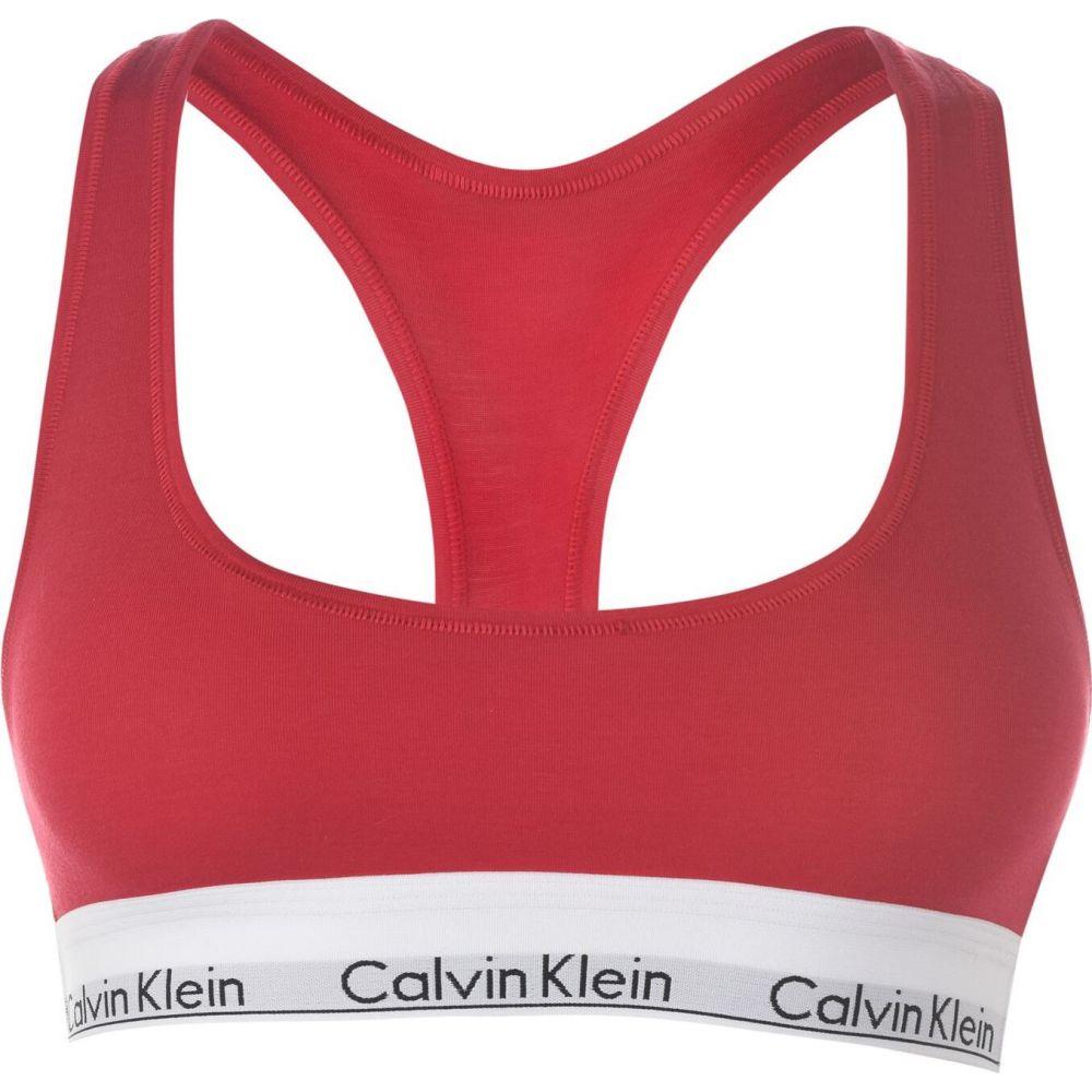 カルバンクライン Calvin Klein レディース ブラレット インナー・下着【50 Cap Bralette】Empower