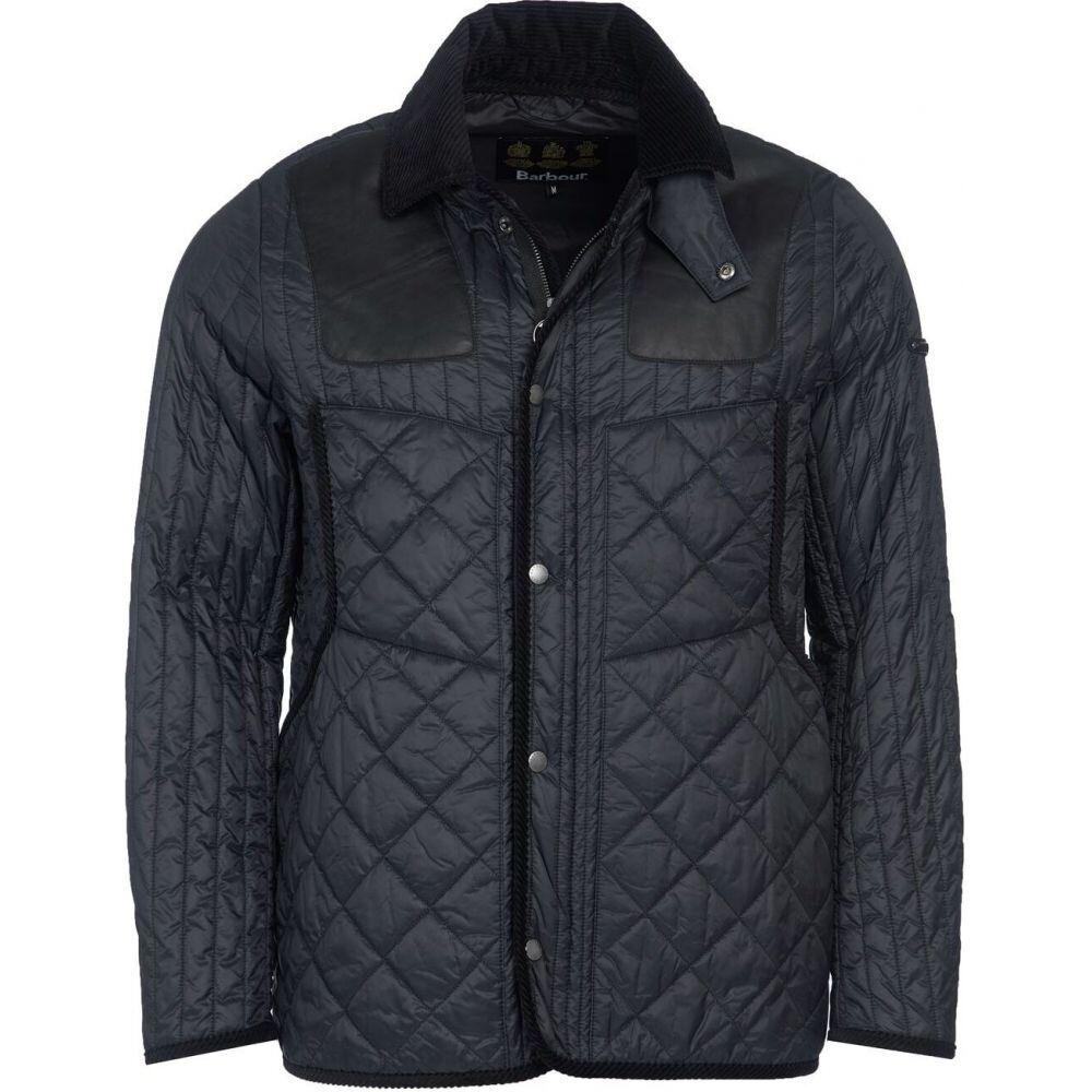 バブアー BARBOUR LIFESTYLE メンズ ジャケット アウター【Supa Heritage Quilt Jacket】Black