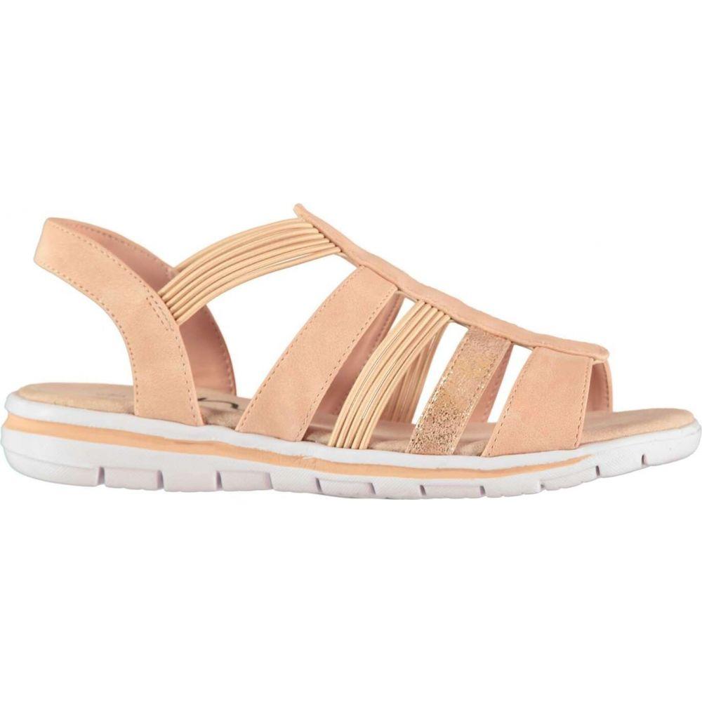 カンゴール Kangol レディース サンダル・ミュール シューズ・靴【Elsie Sandals】Nude:フェルマート