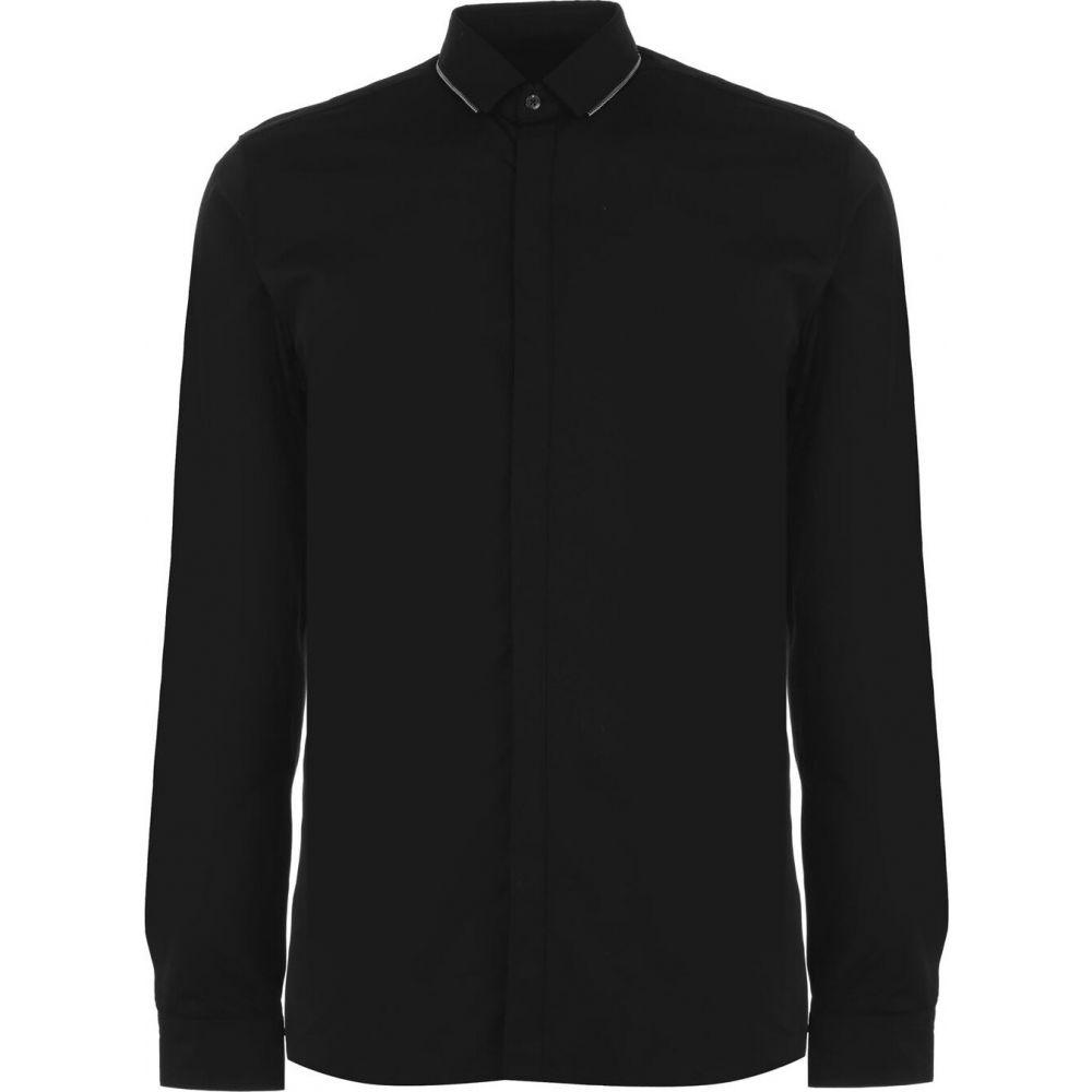 ヒューゴ ボス HUGO メンズ シャツ トップス【Evido Shirt】Black