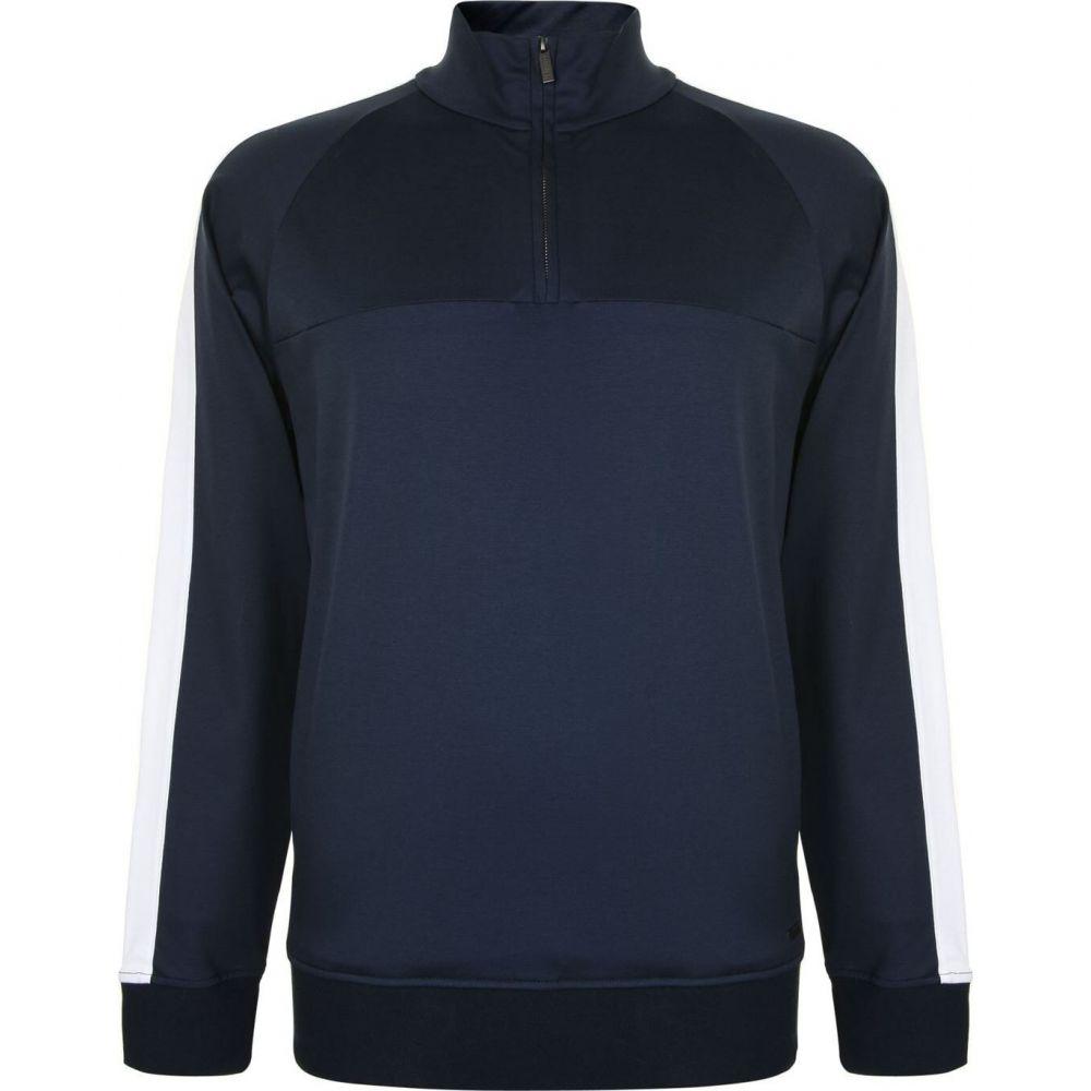 カルバンクライン CALVIN KLEIN メンズ スウェット・トレーナー トップス【Kanat Retro Sweatshirt】Sky Captain