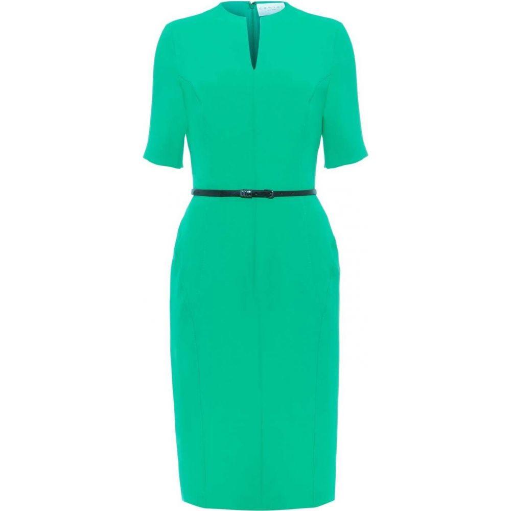 ダンセル Damsel in a Dress レディース ワンピース ワンピース・ドレス【City Suit Dress】Green