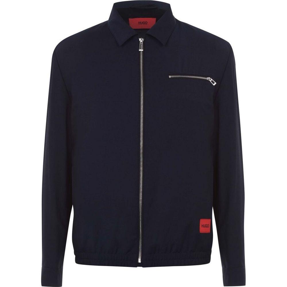 ヒューゴ ボス Hugo メンズ スーツ・ジャケット アウター【Urox Jacket】Dark Blue
