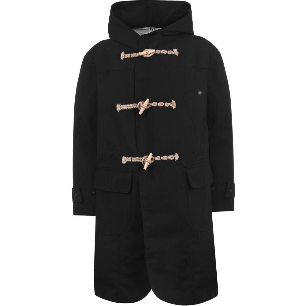 カリマーアスパイア KARRIMOR ASPIRE JAPAN メンズ コート ダッフルコート アウター【Cordura Duffle Coat】Black