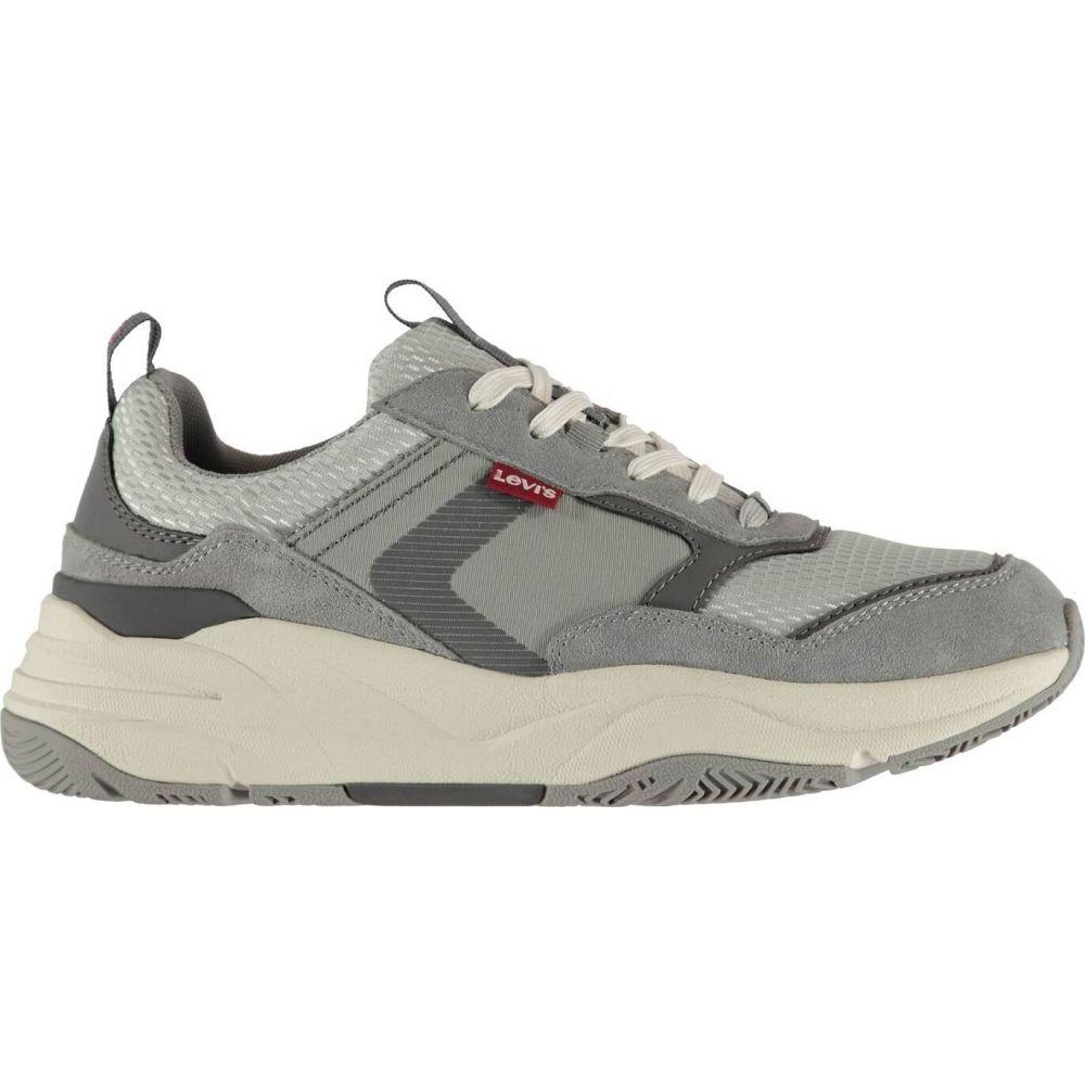 リーバイス Levis メンズ スニーカー シューズ・靴【Eastman Trainers】Grey