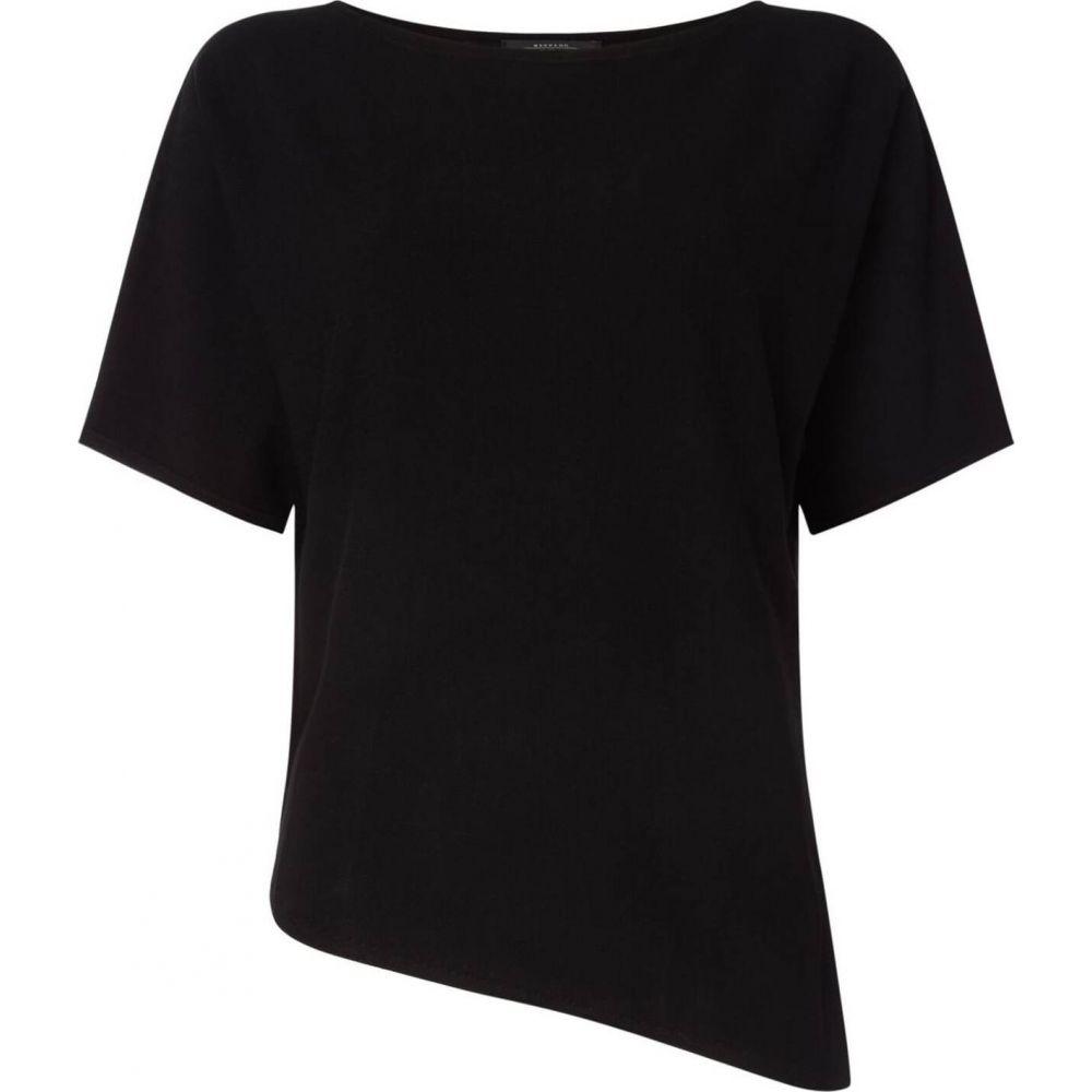 マックスマーラ Max Mara Weekend レディース トップス 【Short sleeve knit top】Black