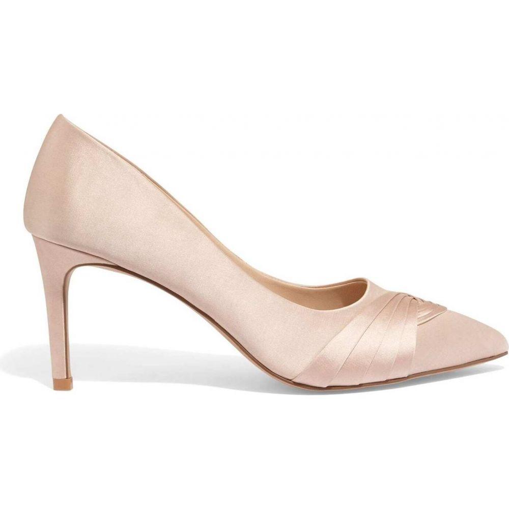 フェイズ エイト Phase Eight レディース パンプス シューズ・靴【Rosie Satin Court Shoe】Cameo