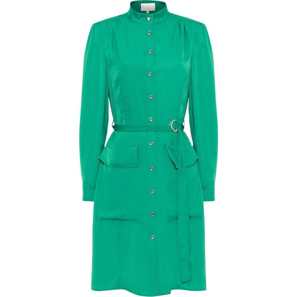 ダンセル Damsel in a Dress レディース ワンピース チュニックドレス ワンピース・ドレス【Tulia Tunic Dress】Green