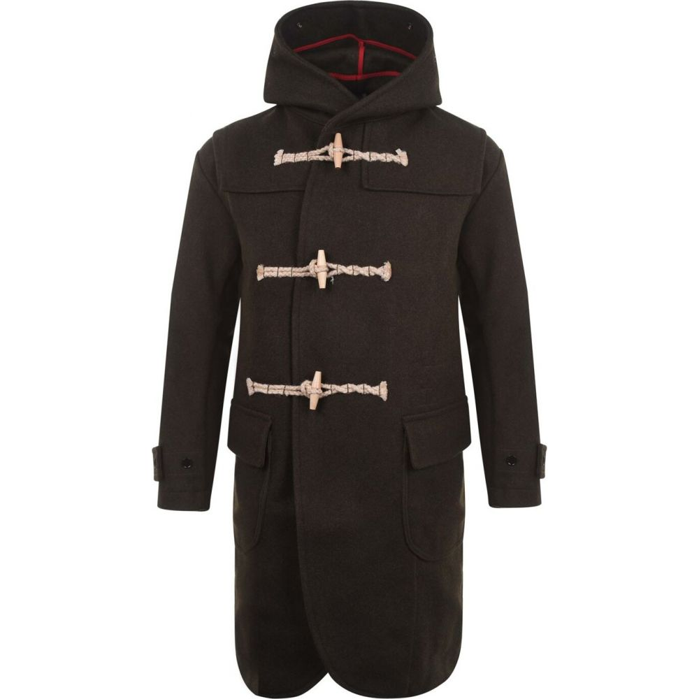 カリマーアスパイア KARRIMOR ASPIRE JAPAN メンズ コート ダッフルコート アウター【Wool Duffle Coat】Khaki