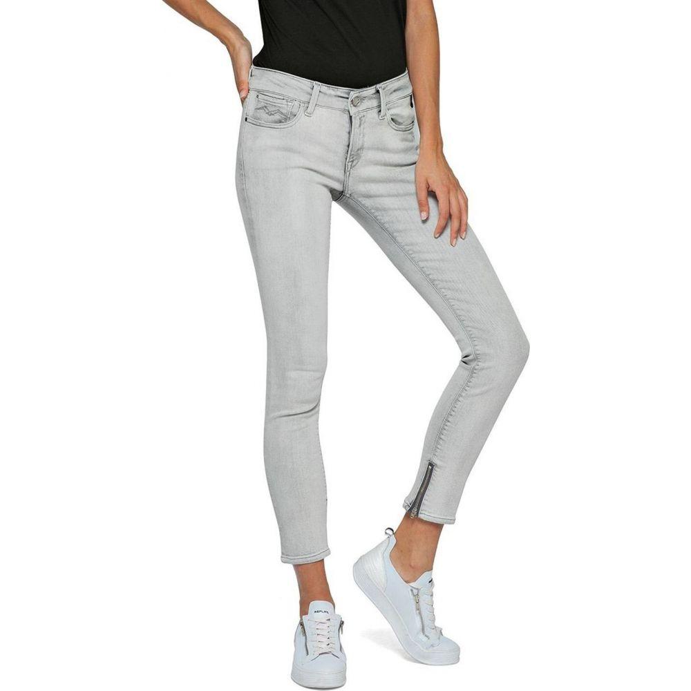 リプレイ Replay レディース ジーンズ・デニム ボトムス・パンツ【Super Skinny Fit Luz Jeans】Grey