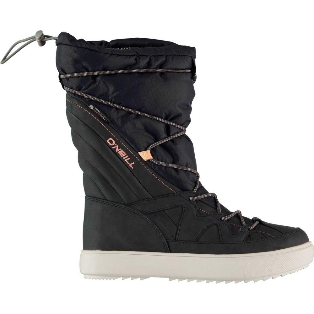 オニール ONeill レディース ブーツ スノーブーツ シューズ・靴【Montabella Snow Boots】Navy