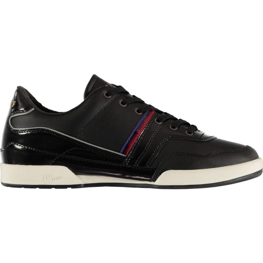 クライフ Cruyff メンズ スニーカー シューズ・靴【Low Trainers】Black