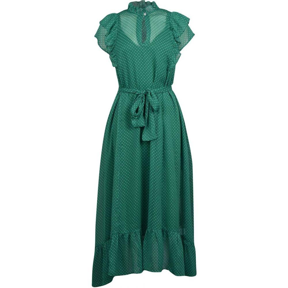 ローリーズ ランドリー Lollys Laundry レディース ワンピース ワンピース・ドレス【Lollys Ricca Drs】Green