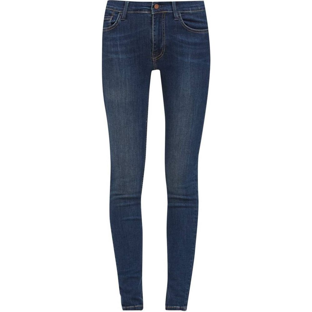フレンチコネクション French Connection レディース ジーンズ・デニム ボトムス・パンツ【Rebound 32 Leg Skinny Jeans】Blue