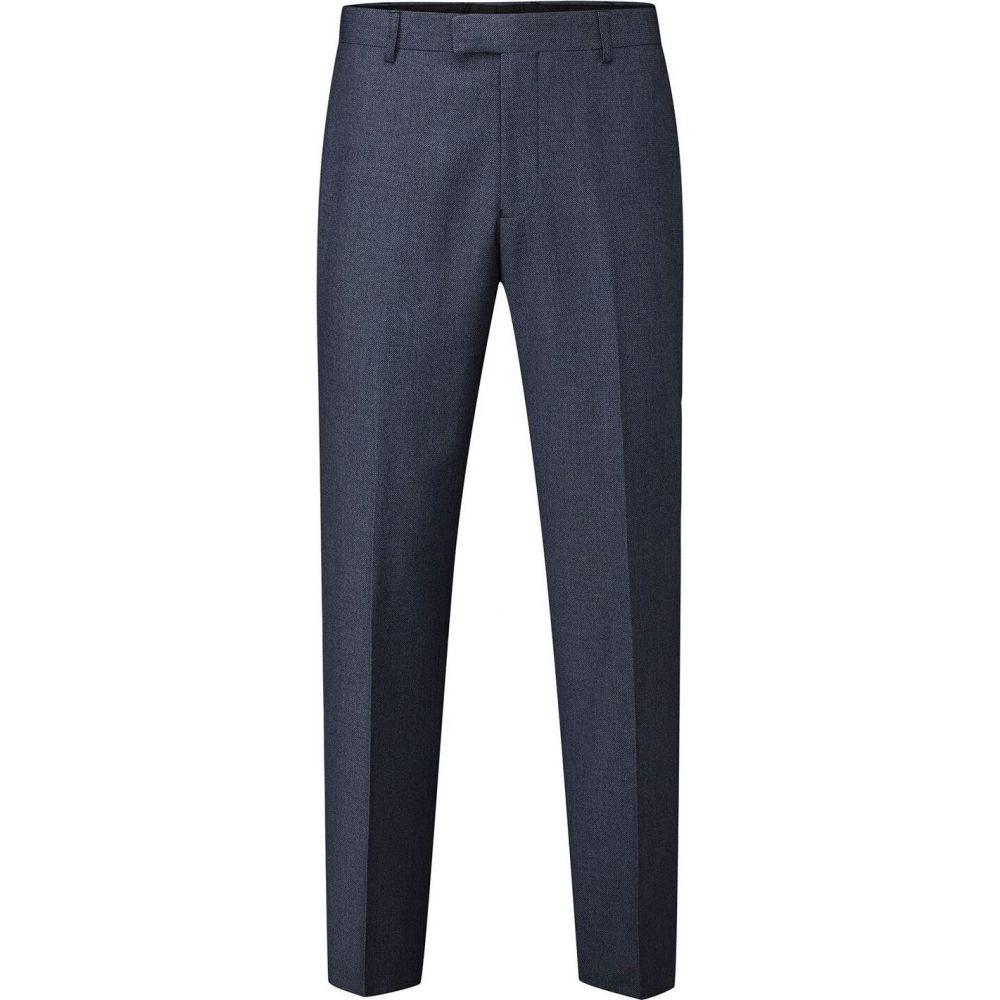流行に  スコープス Skopes メンズ スラックス ボトムス・パンツ【Tailored Harcourt Suit Tailored Trouser】Blue, atelier Bellissima the shop dacf3019