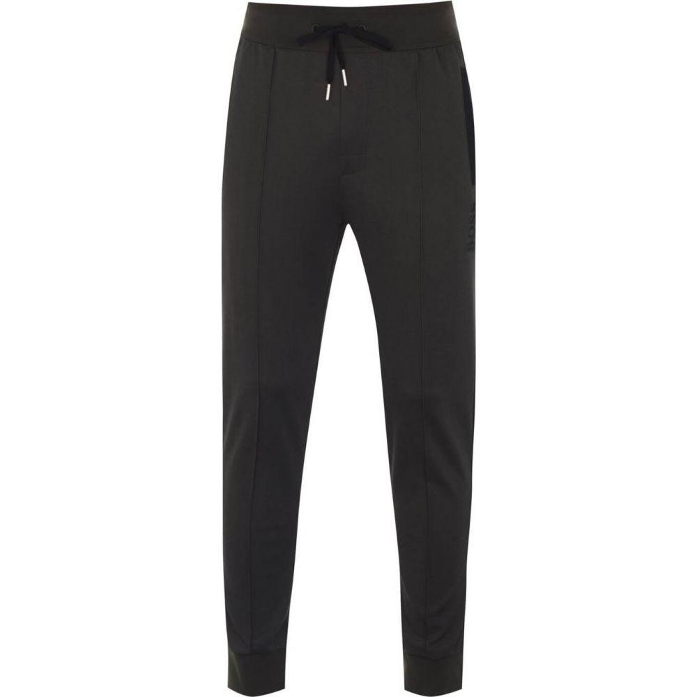 ヒューゴ ボス Boss Bodywear メンズ ランニング·ウォーキング ジャージ ボトムス·パンツ【Track Jogging Pants】Green