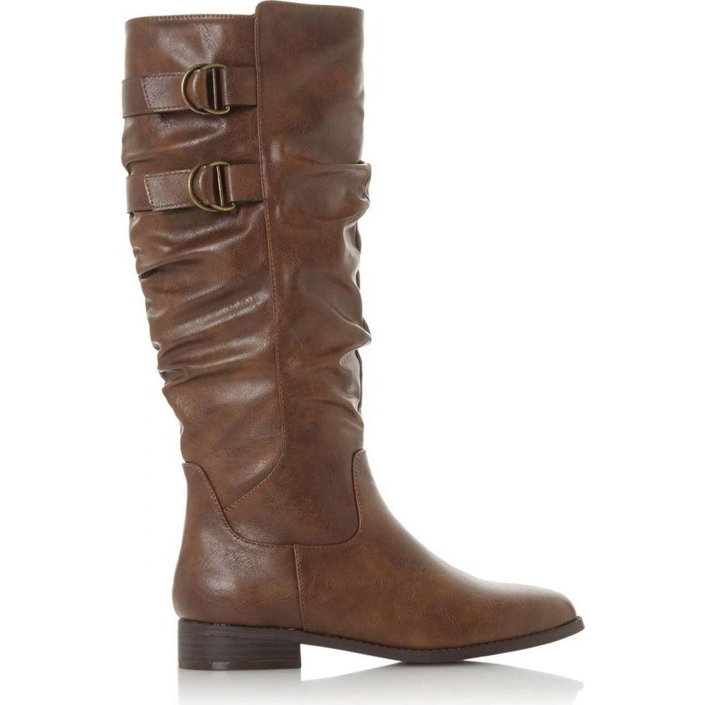 Boots】Tan シューズ・靴【Tobi ヘッドオーバーヒールズ Head Heels レディース Knee High Over ブーツ