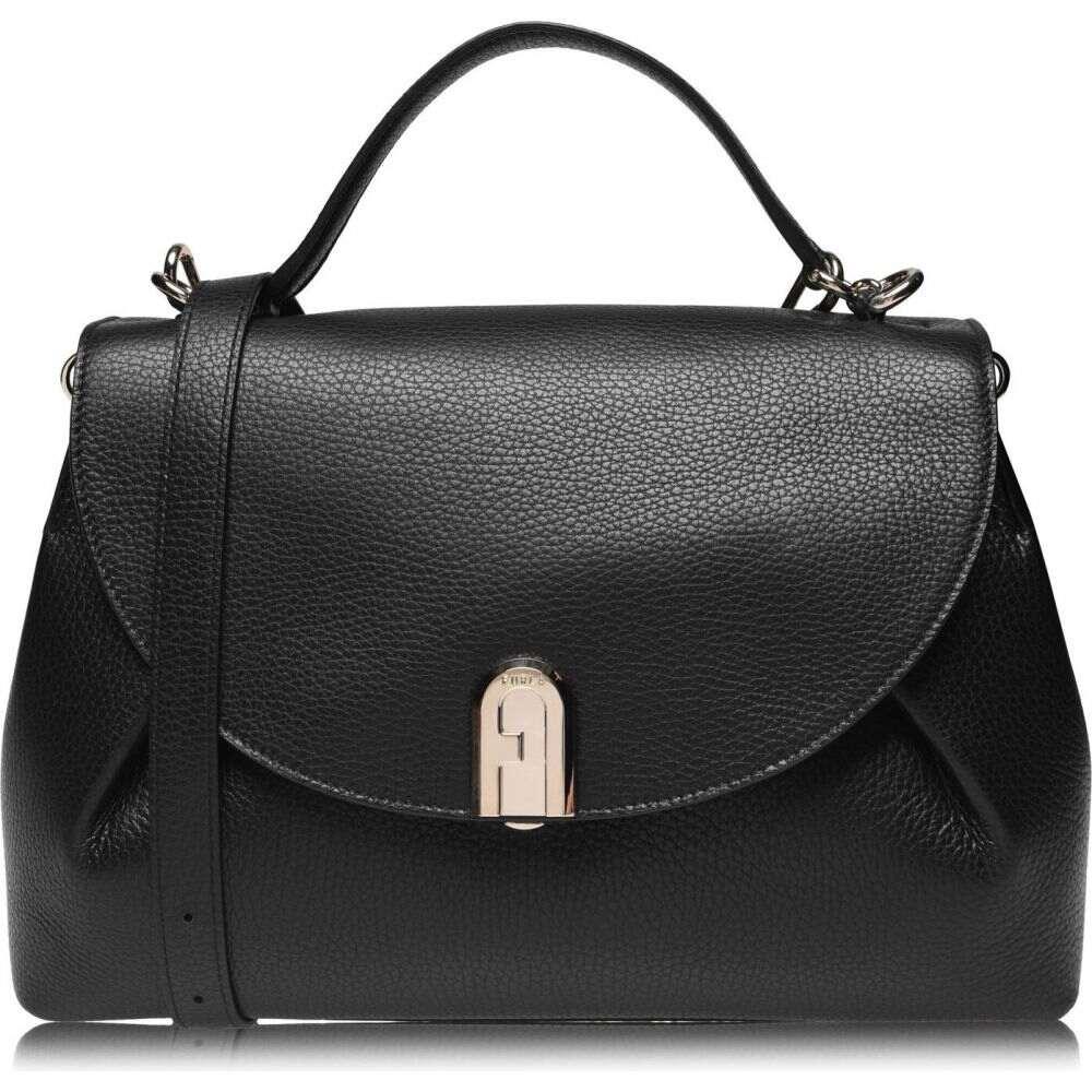 フルラ レディース バッグ ショルダーバッグ Nero O 18%OFF サイズ交換無料 定番 Shoulder Furla Medium Sleek Bag