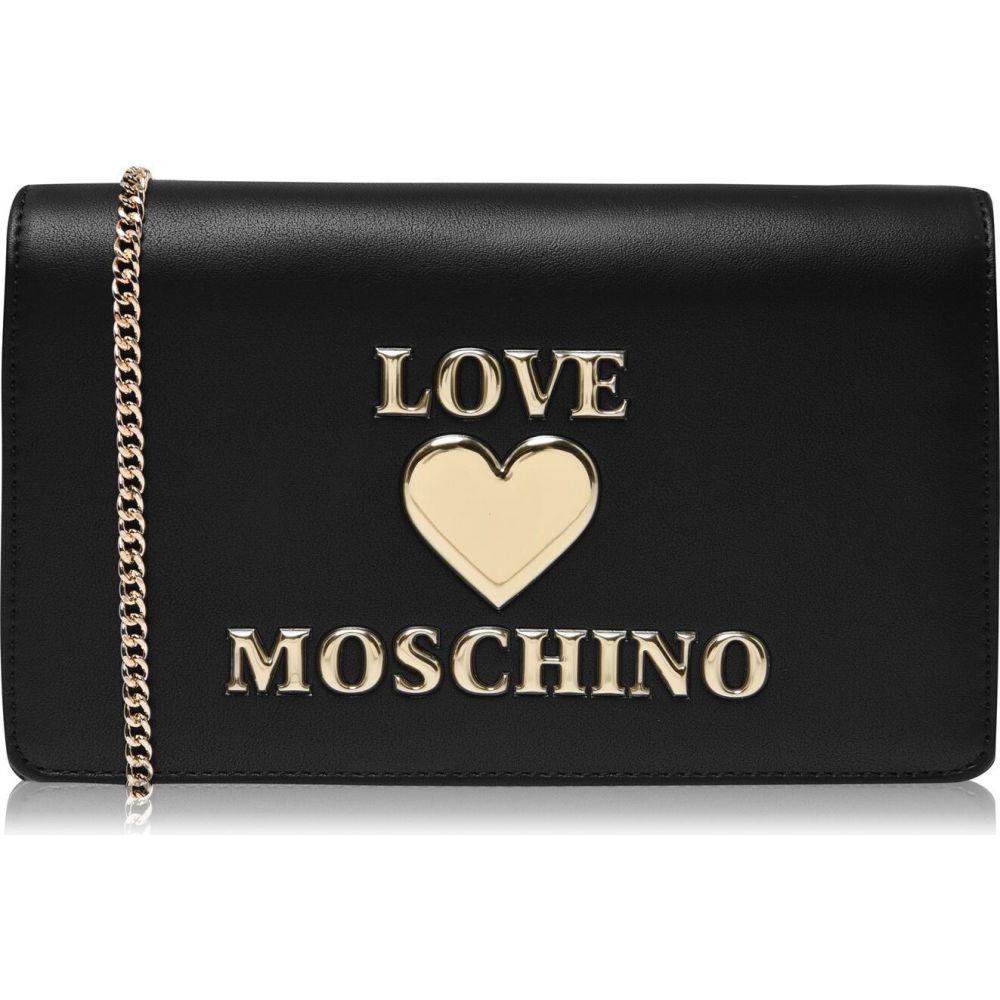 <title>モスキーノ レディース バッグ ショルダーバッグ Nero サイズ交換無料 Love Moschino LM 選択 Lgo Heart Shoulde Ld12</title>