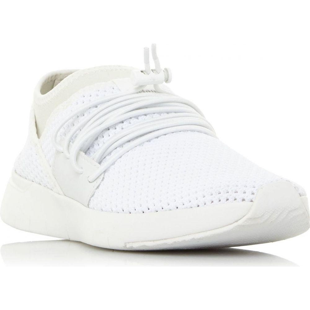 フィットフロップ レディース 毎日がバーゲンセール シューズ 靴 スニーカー White 内祝い サイズ交換無料 Airmesh レースアップ Sneakers Up Lace Fitflop Mesh