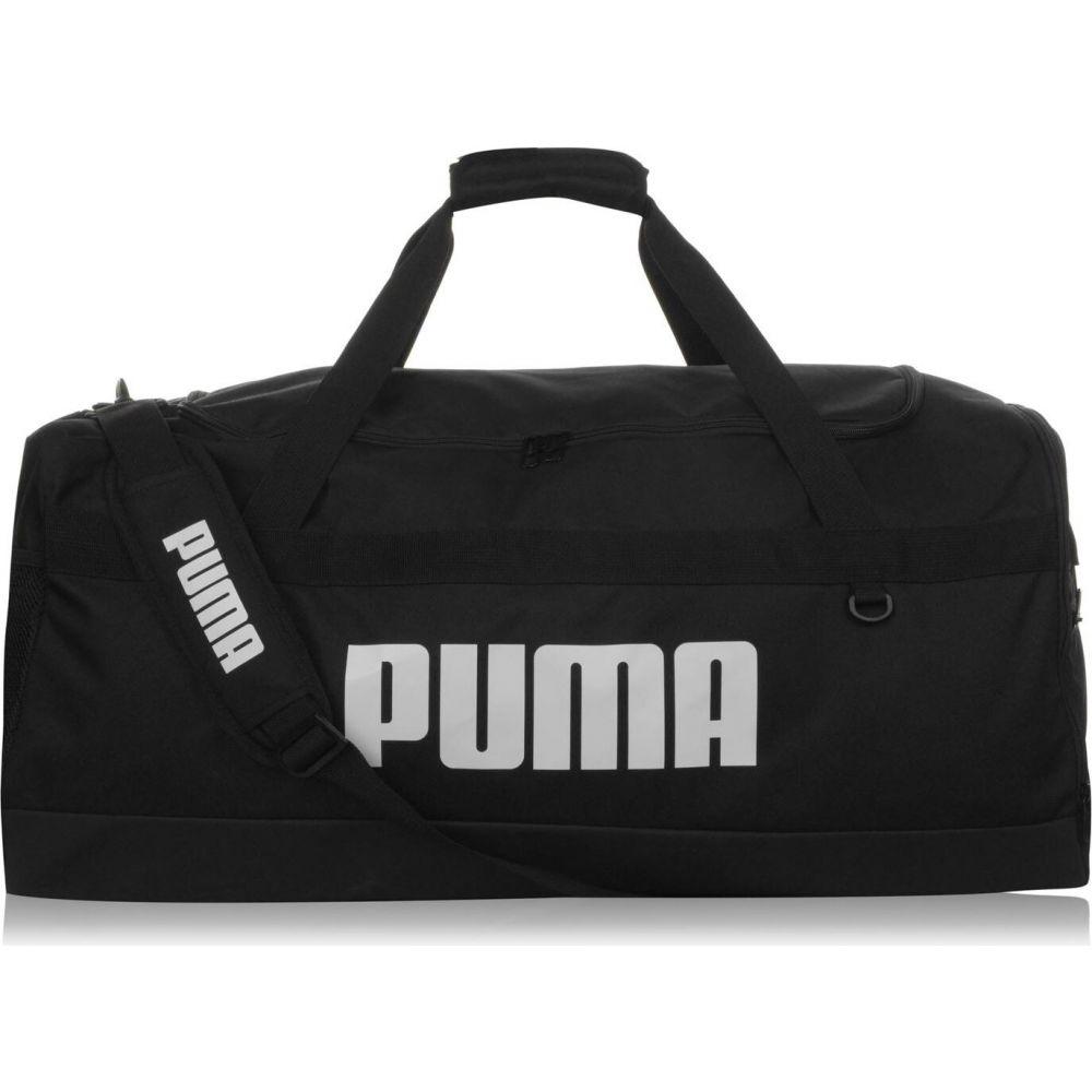 プーマ メンズ バッグ ボストンバッグ ダッフルバッグ 公式 Black Challenger Holdall Large Puma 新作からSALEアイテム等お得な商品満載 White サイズ交換無料