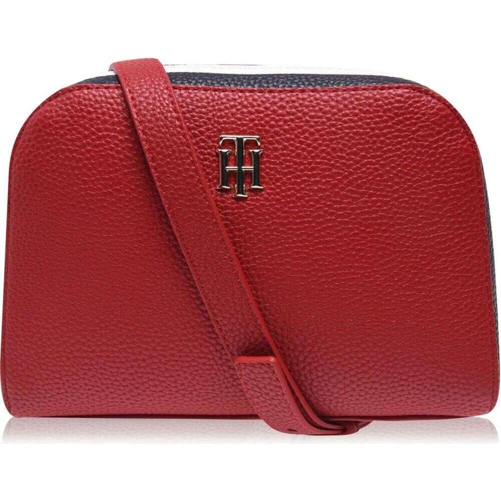 トミー ヒルフィガー Tommy Hilfiger レディース バッグ 【Essence Corp Bag】Arizona Red XMP