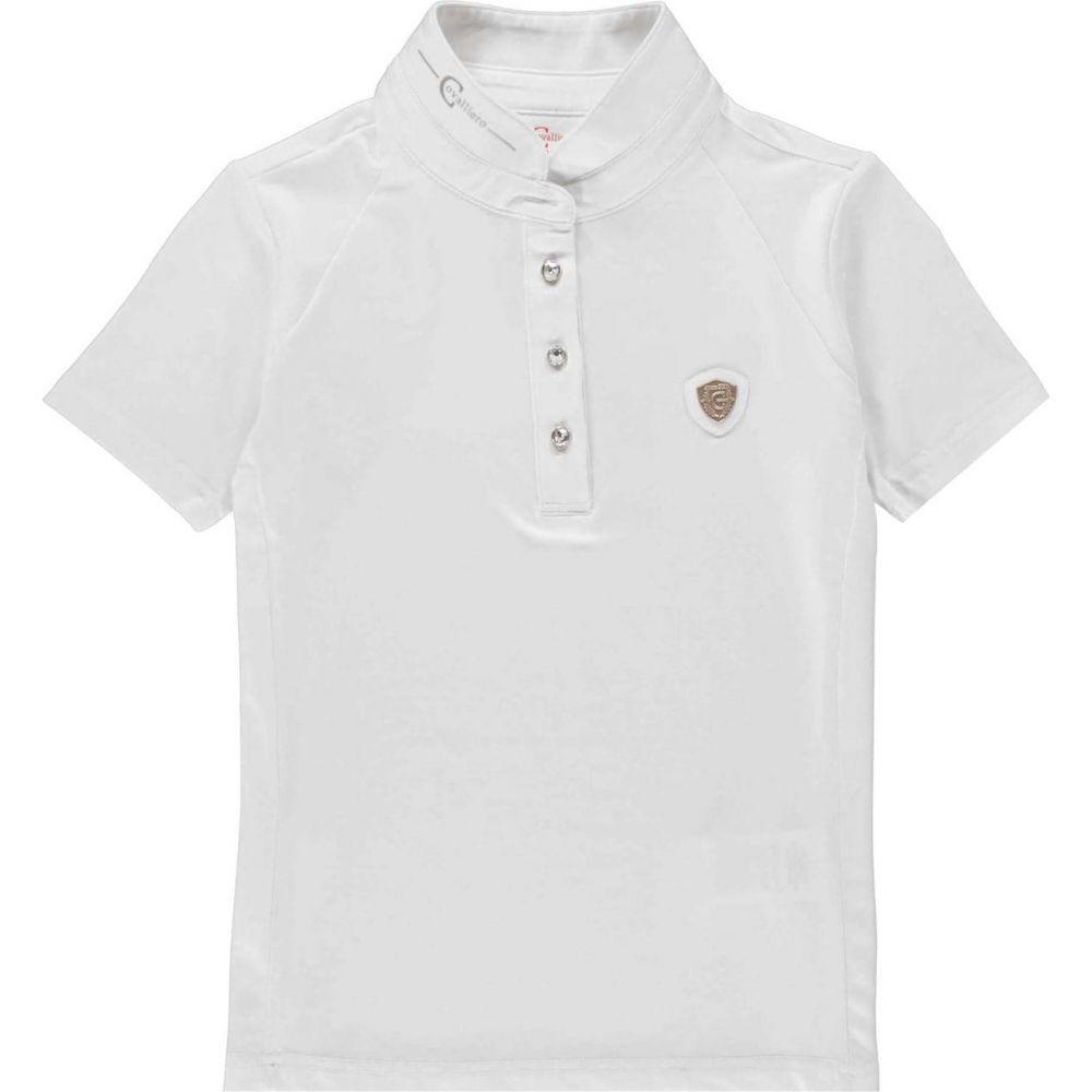 カバリエロ メンズ トップス White サイズ交換無料 Covalliero Shirt Comp 日本メーカー新品 期間限定送料無料
