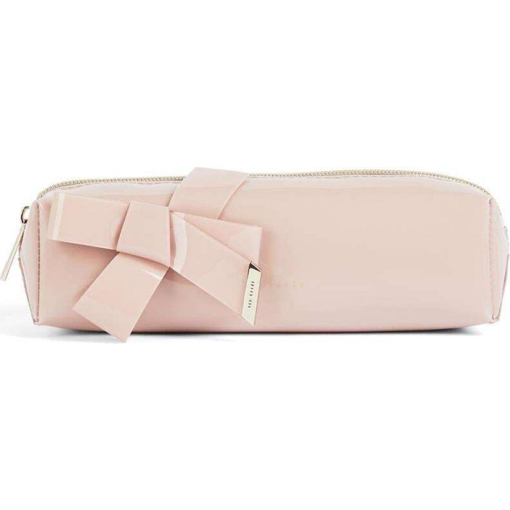 テッドベーカー レディース 休み 財布 時計 雑貨 ポーチ pl pink Brush 営業 Baker サイズ交換無料 Cosmetic Ted Bag 化粧ポーチ Nikara