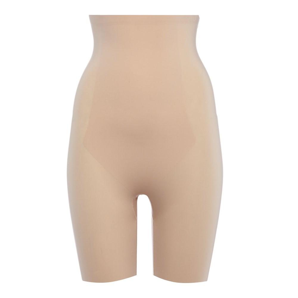 スパンクス レディース インナー・下着【Thinstincts Targeted High-waisted Short】nude