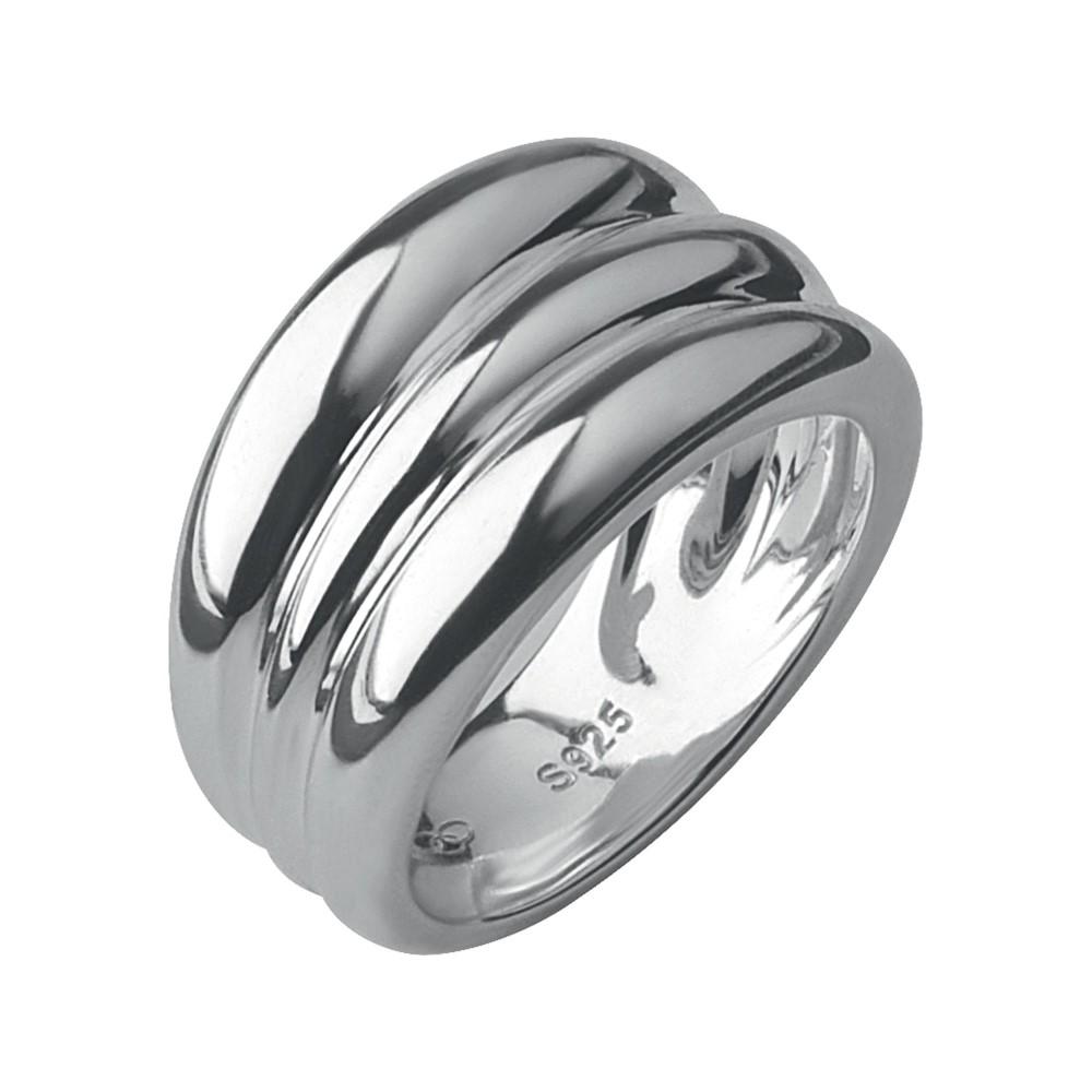 リンクス オブ ロンドン レディース ジュエリー・アクセサリー 指輪・リング【Hope Triple Stack Ring】silver