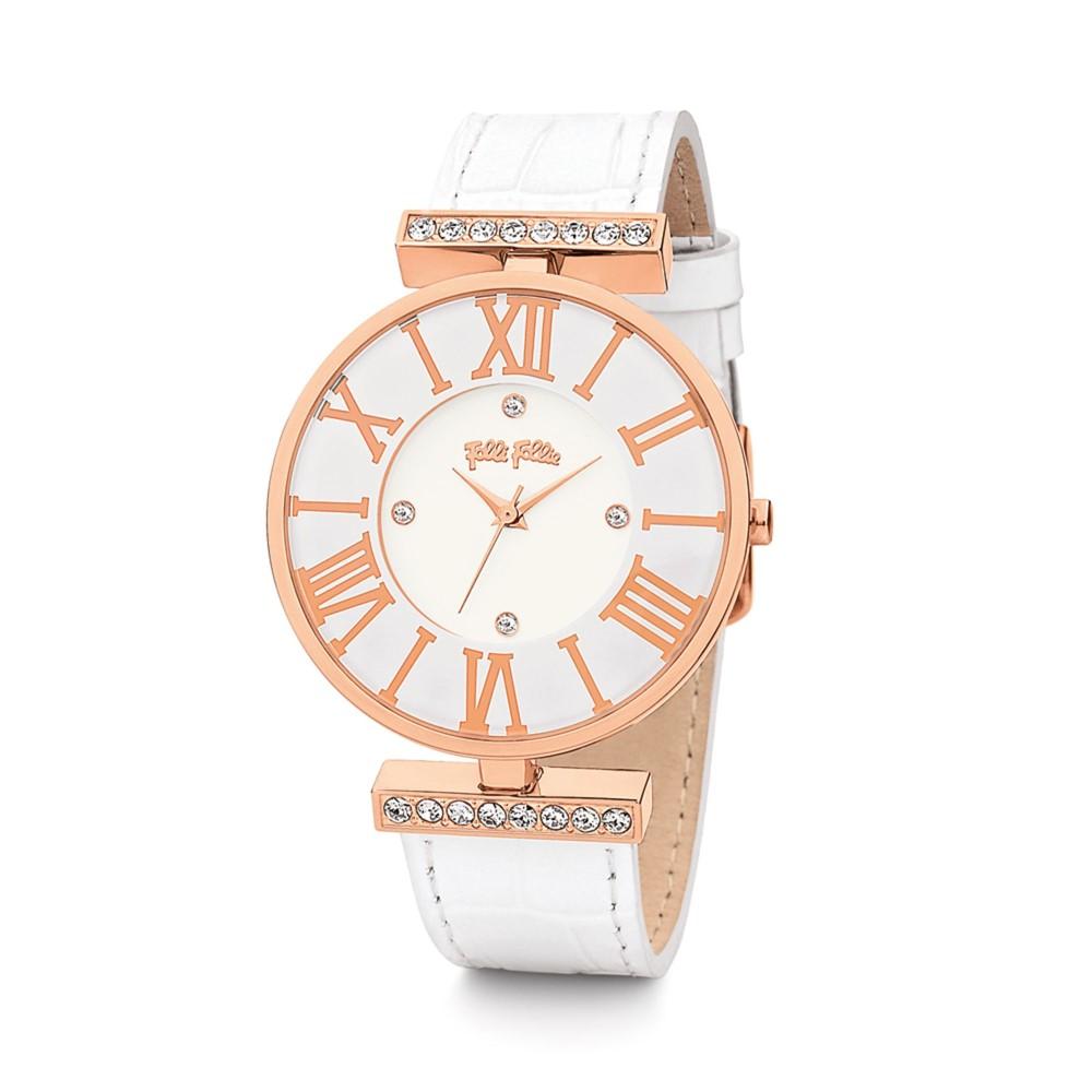 フォリフォリ レディース 腕時計【Dynasty Watch】rose gold