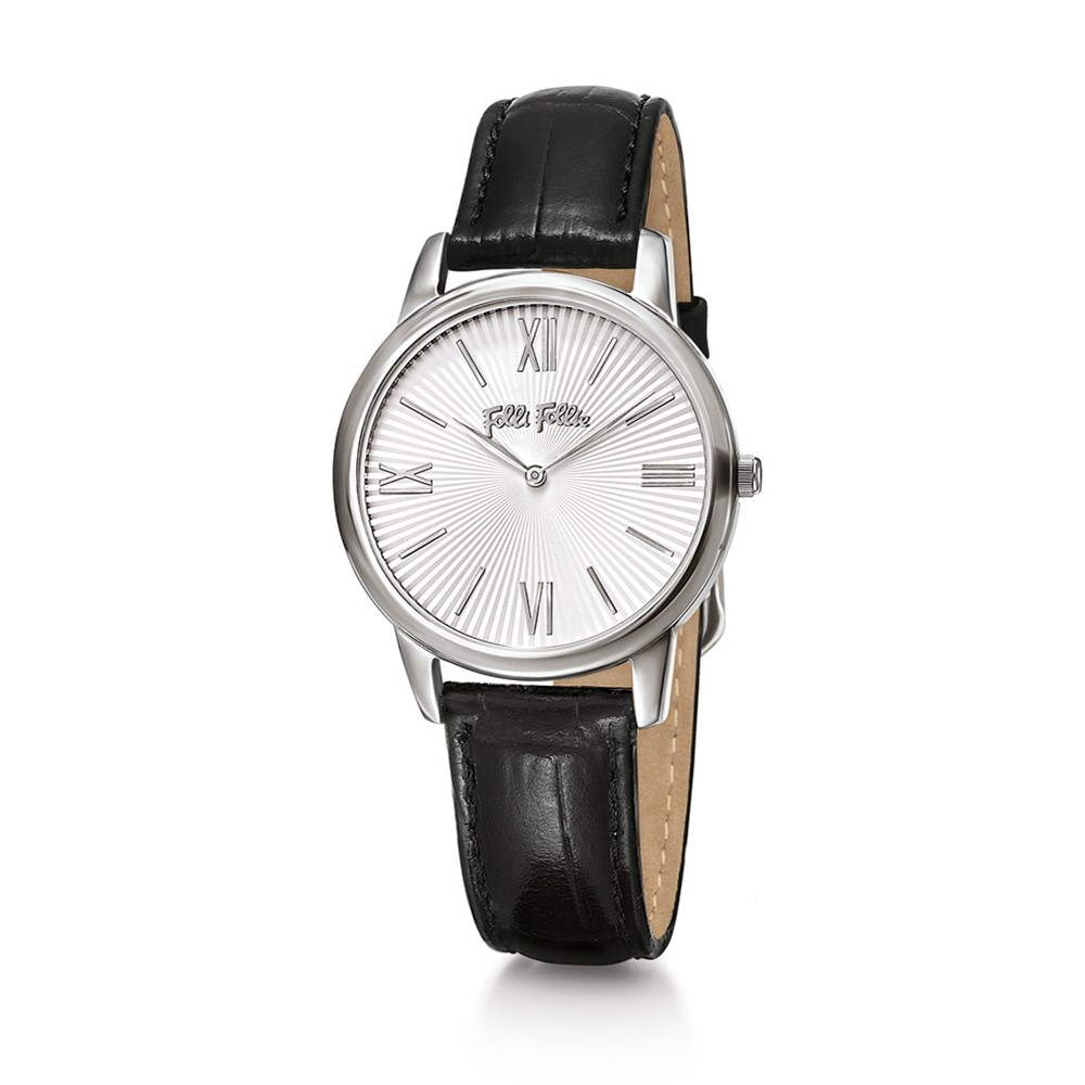 フォリフォリ レディース 腕時計【Match Point Black Watch】