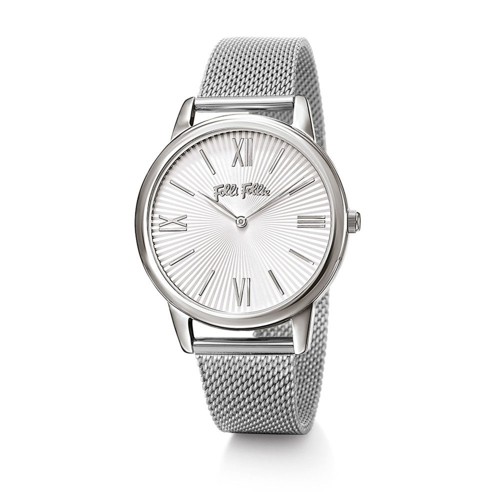 フォリフォリ レディース 腕時計【Match Point Silver Bracelet Watch Large】