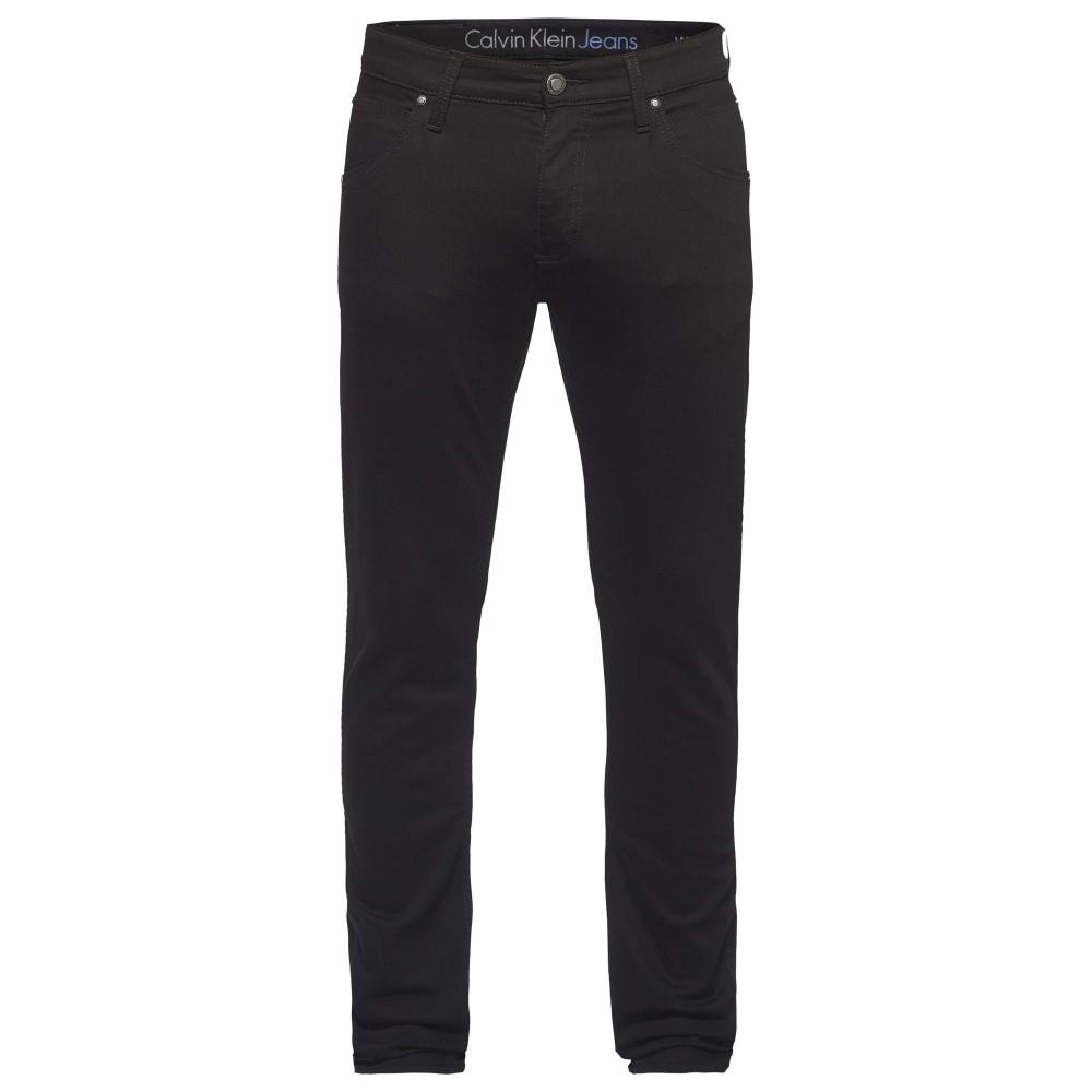 カルバンクライン メンズ ボトムス・パンツ ジーンズ・デニム【Sculpted Slim Fit Jeans】black