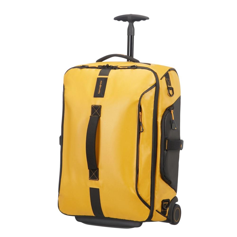 サムソナイト メンズ バッグ ボストンバッグ・ダッフルバッグ【Paradiver Yellow Duffle 67cm】yellow