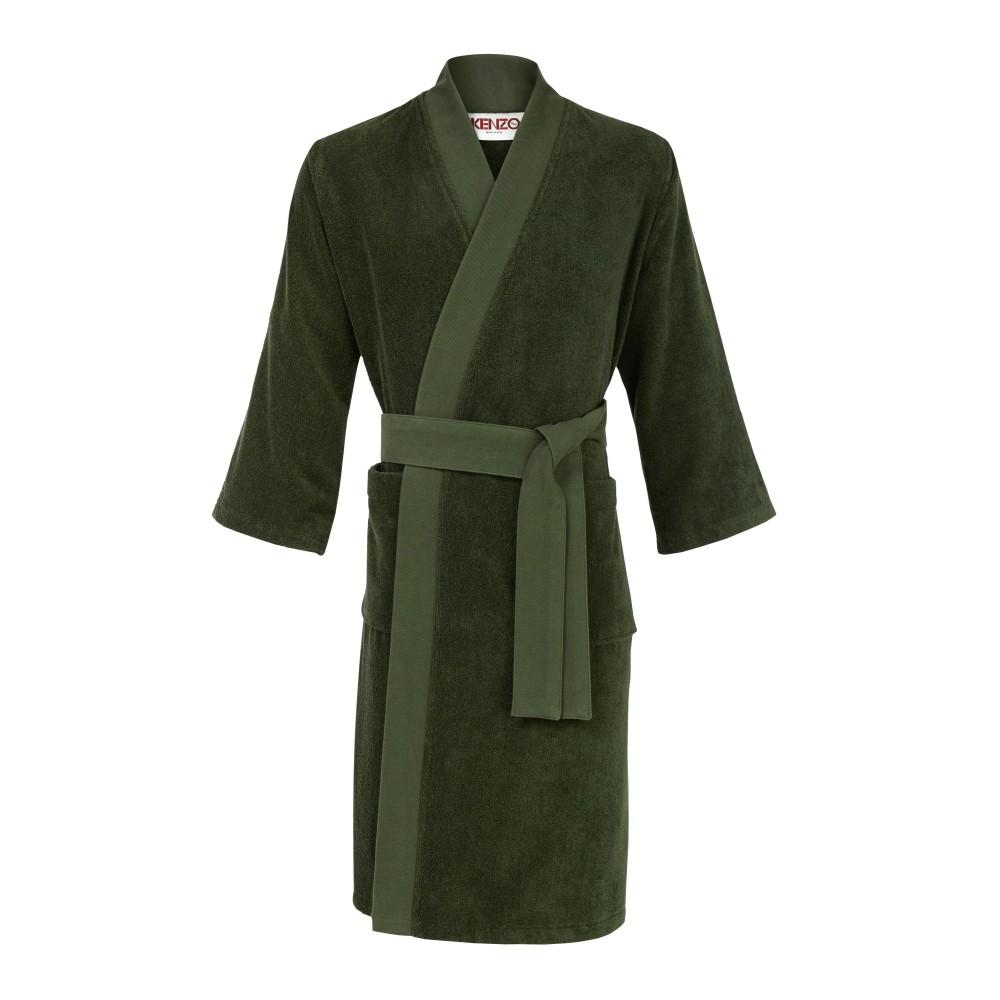 ケンゾー レディース インナー・下着 ガウン・バスローブ【Iconic Kimono】green
